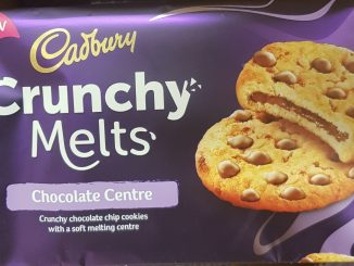 Cadbury crunchy melts syns