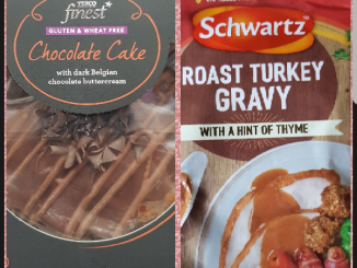 Schwartz roast turkey gravy syns