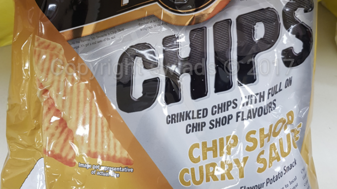McCoys chip shop curry sauce syns