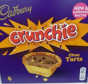 Crunchie choc tart syns