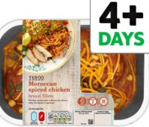 Slimming World ready meals