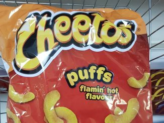 Cheetos flamin hot syns