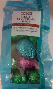 Syn search results - Tesco Small Chocolate Eggs