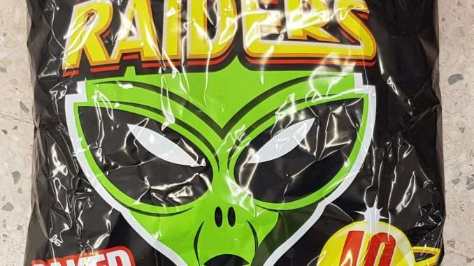 Space raiders syns